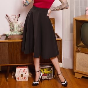 ab310f3db RockSteady Skirts - Black RockSteady High Waist Thrills Skirt
